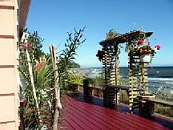 Copes Oceanfront Bed and Breakfast- Vancouver Island BC getaways